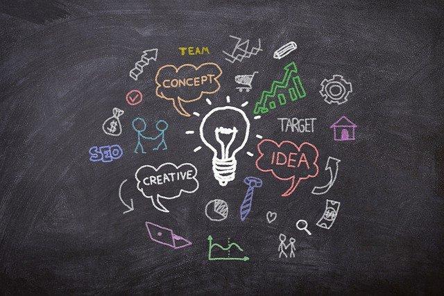 Verstand, abwägen, Ideen, Entscheiden, Entscheidungen treffen.